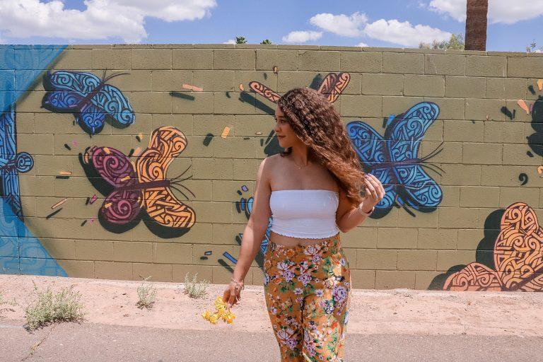 Phoenix instagrammable walls