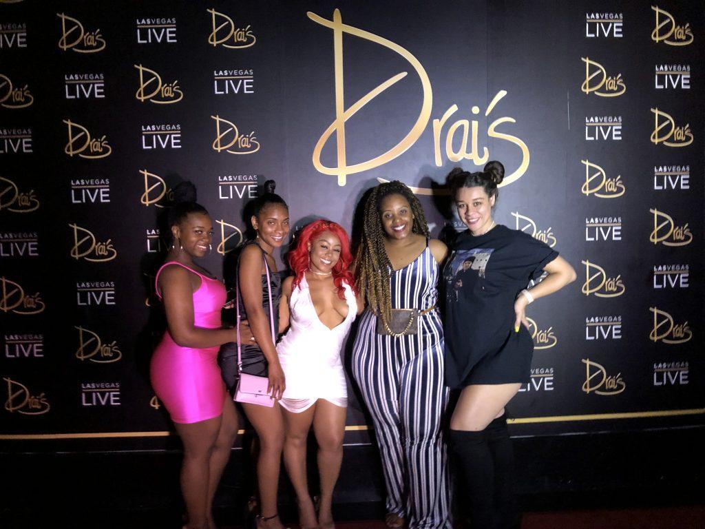 Drais las vegas Night club